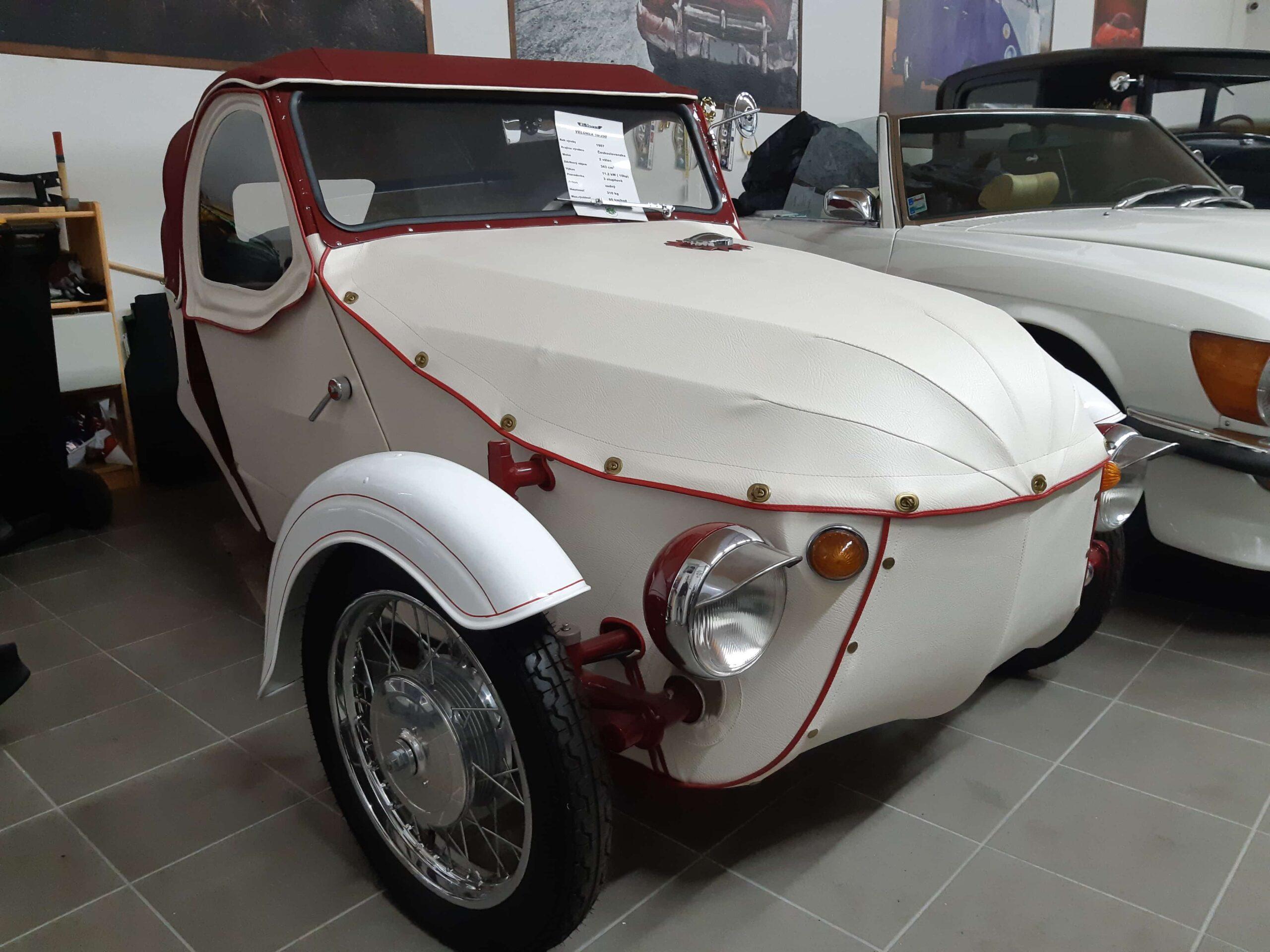 1958 Velorex 350