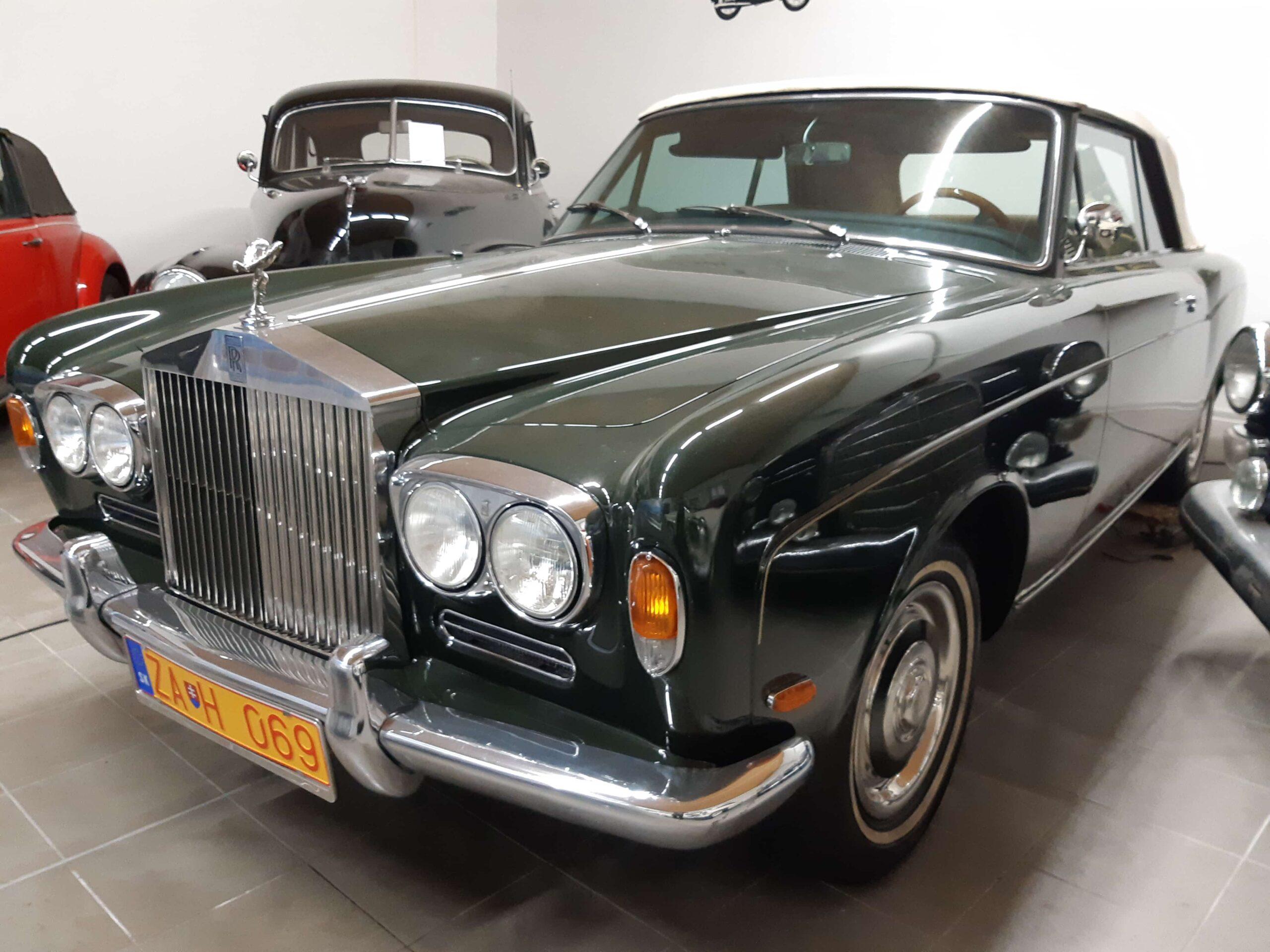 1968 Rolls-Royce Silver Shadow Convertible