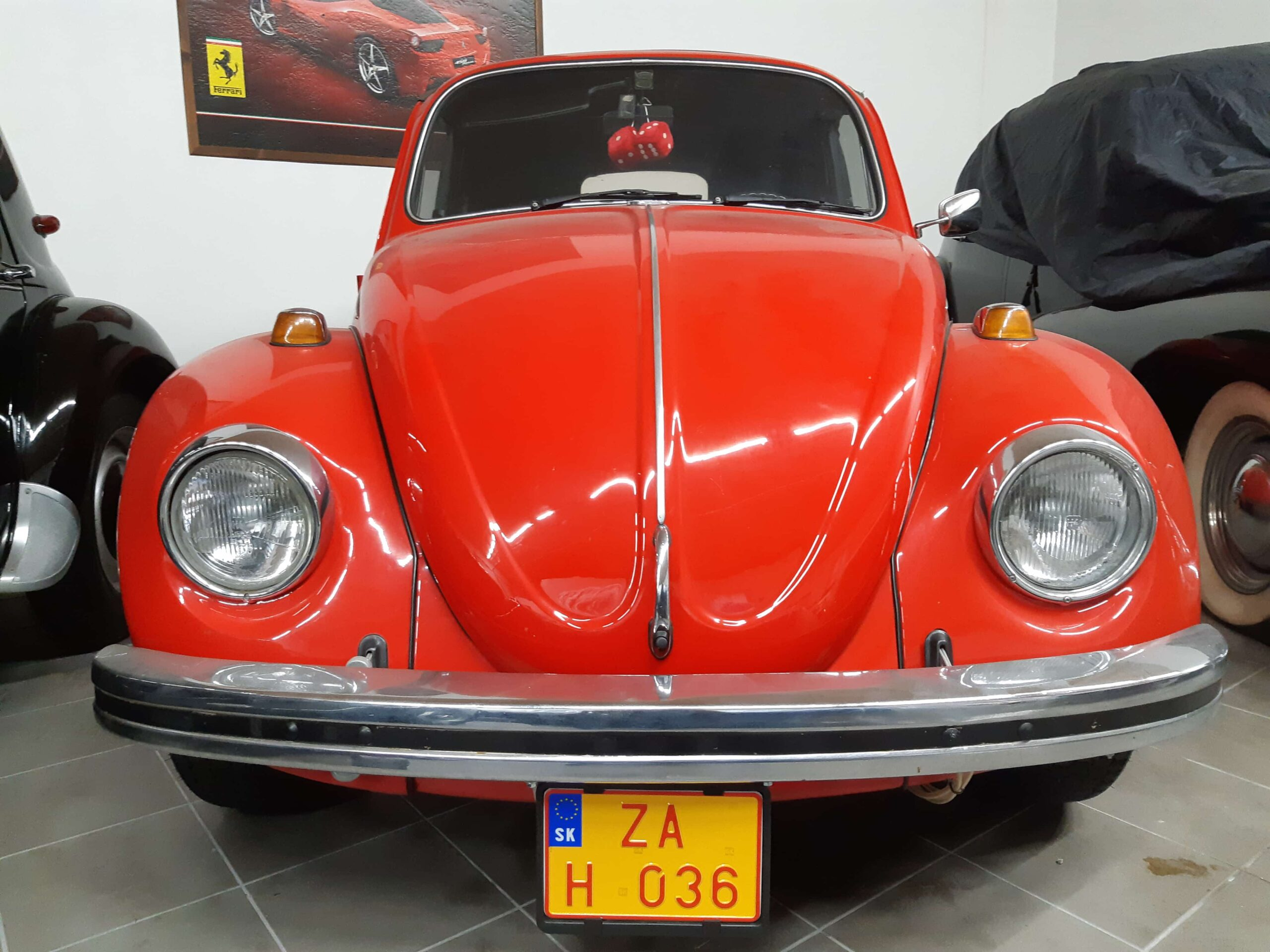 1968 Volkswagen Käfer Cabrio