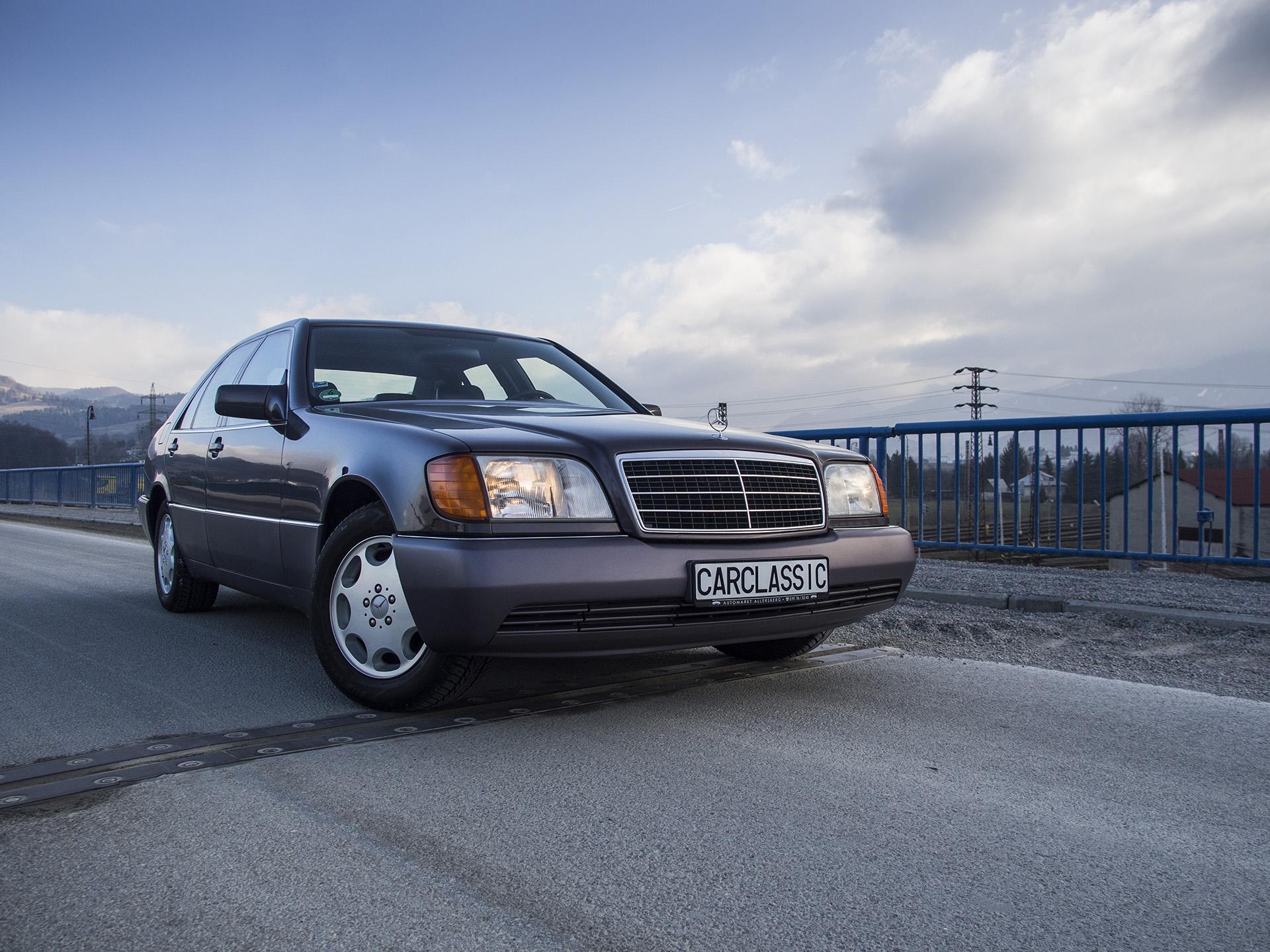 1992 Mercedes-Benz S300
