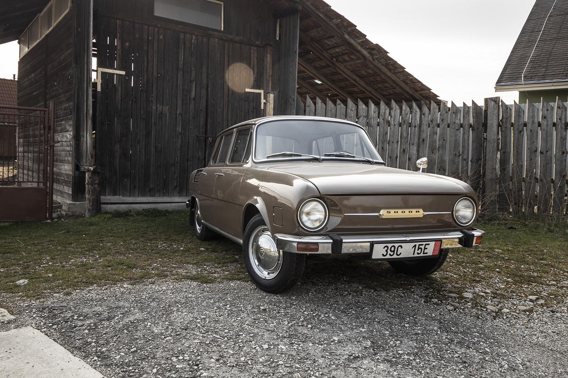 1976 Škoda 100L