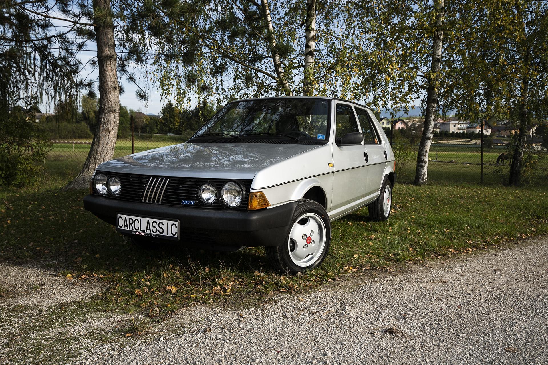 1984 Fiat Ritmo 60