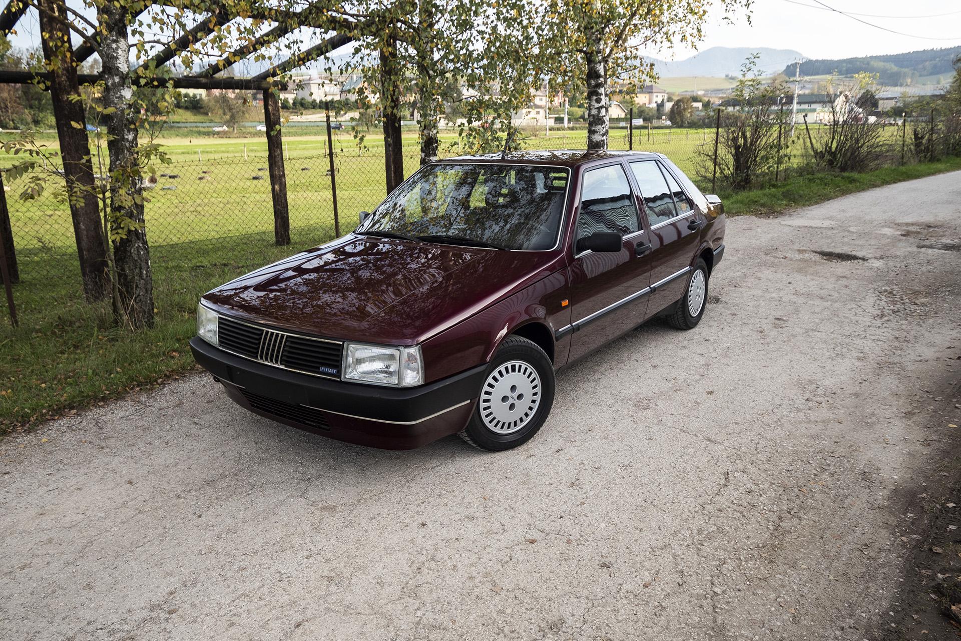 1988 Fiat Croma CHT